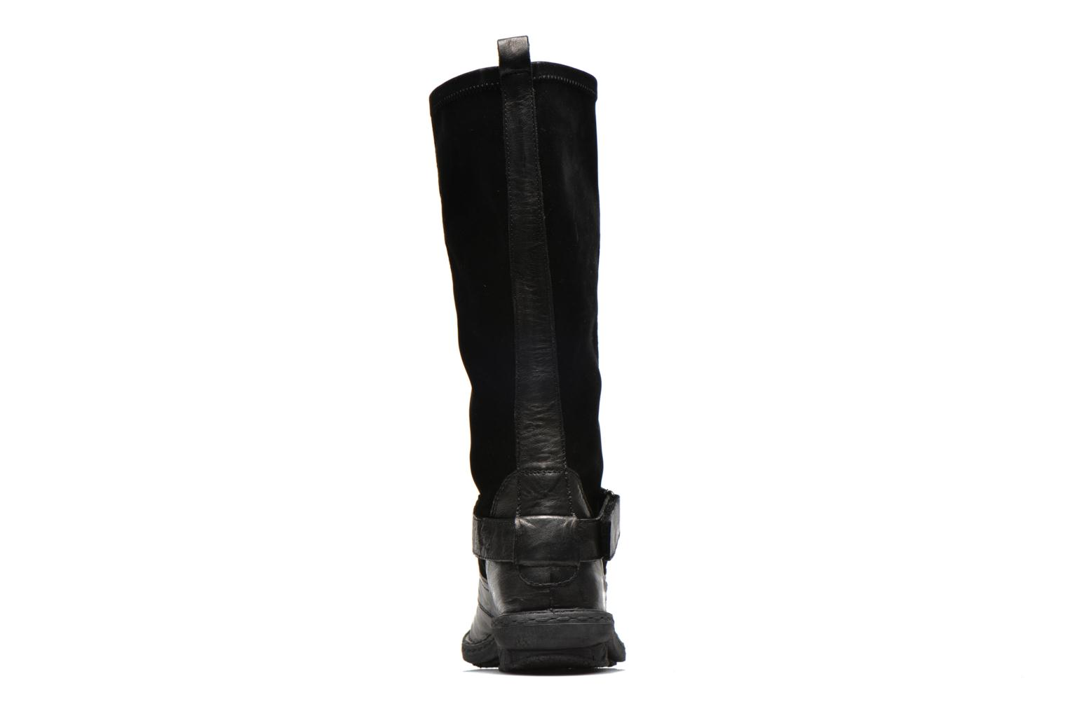 Boots & wellies Khrio Reandria Black view from the right