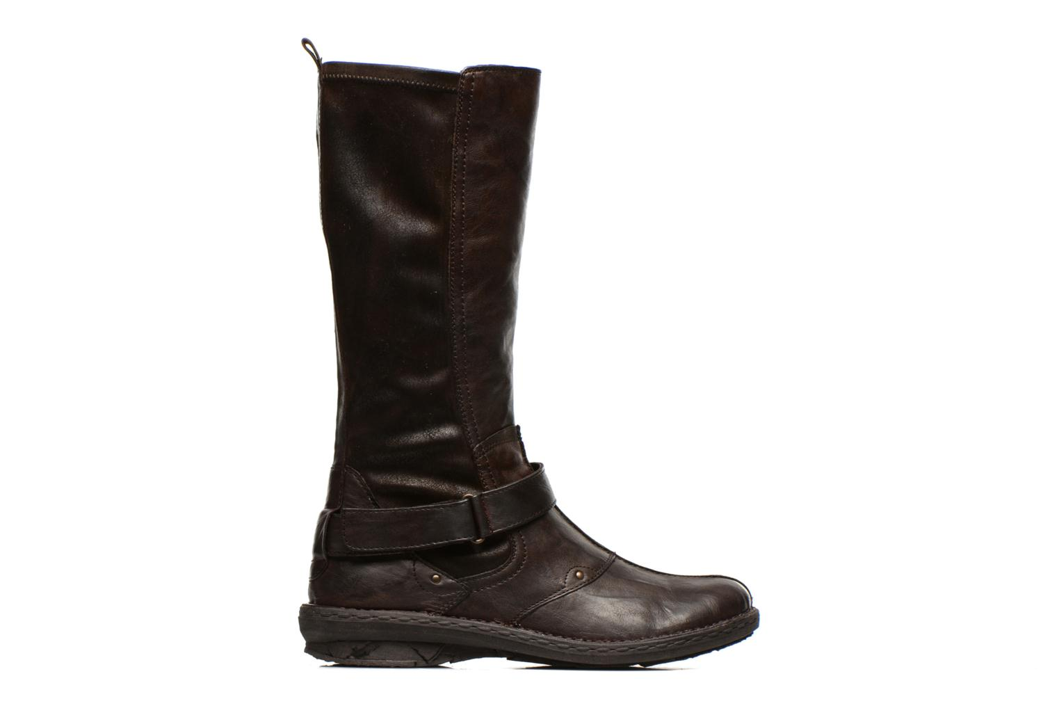 Boots & wellies Khrio Reandria Brown back view