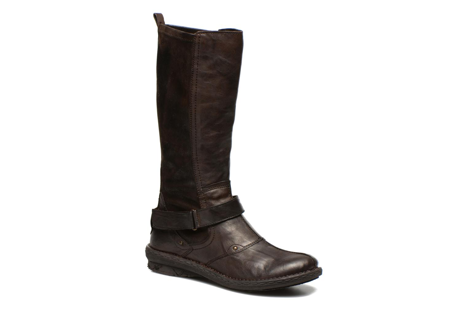 Boots & wellies Khrio Reandria Brown detailed view/ Pair view