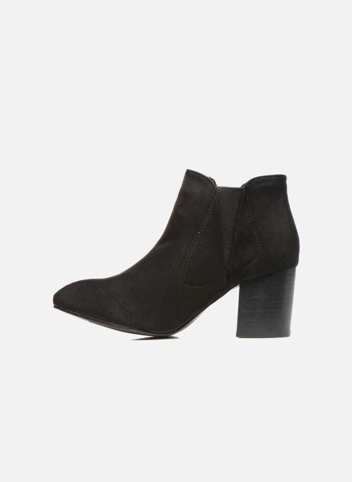 Bottines et boots Eclipse Bottine Cally Noir vue face