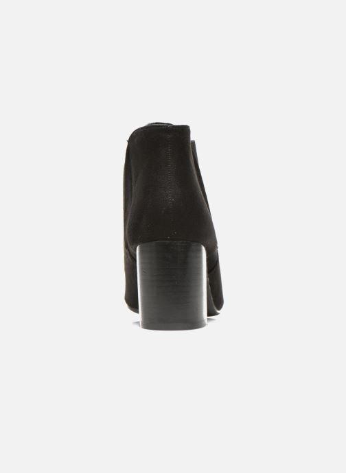 Bottines et boots Eclipse Bottine Cally Noir vue droite
