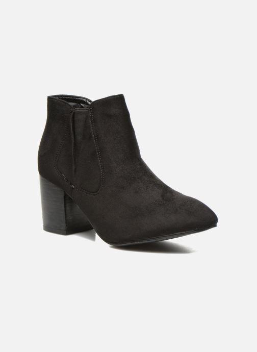 Bottines et boots Eclipse Bottine Cally Noir vue détail/paire
