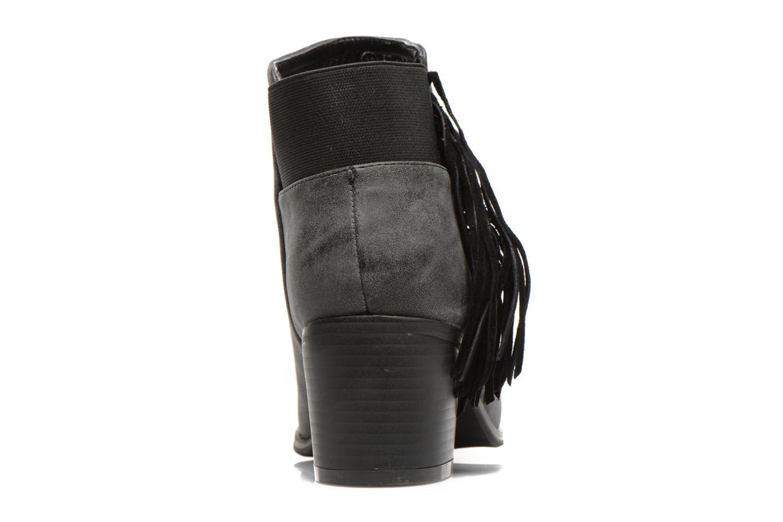 Bottines et boots Eclipse Bottine Janice Gris vue droite