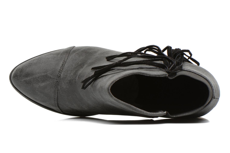 Bottines et boots Eclipse Bottine Janice Gris vue gauche