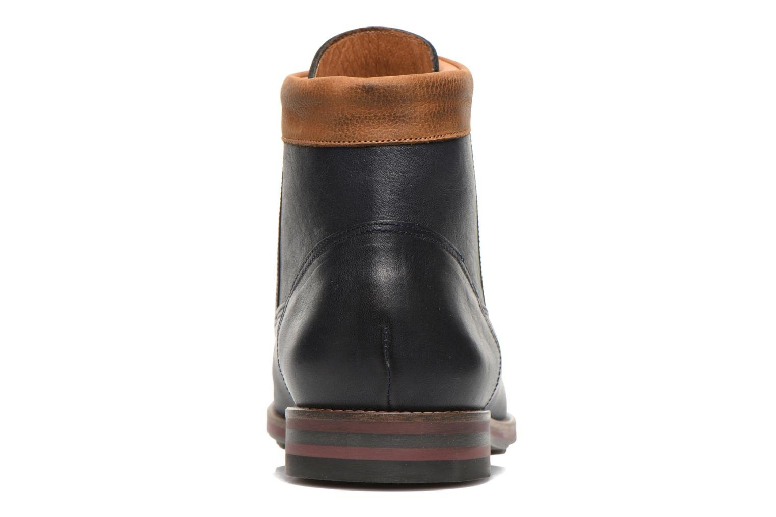 Ankle boots Kost Rotaller27 Blue view from the right