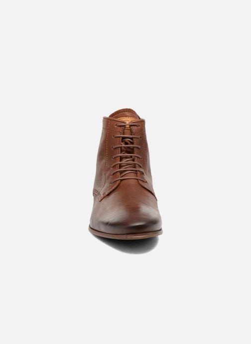 Boots en enkellaarsjes Kost Guillemet Bruin model