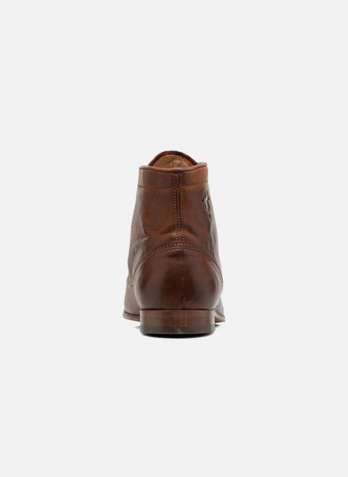 Bottines et boots Kost Guillemet Marron vue droite