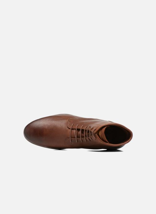 Bottines et boots Kost Guillemet Marron vue gauche