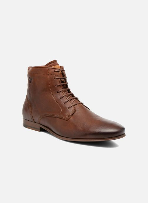 Bottines et boots Kost Guillemet Marron vue détail/paire