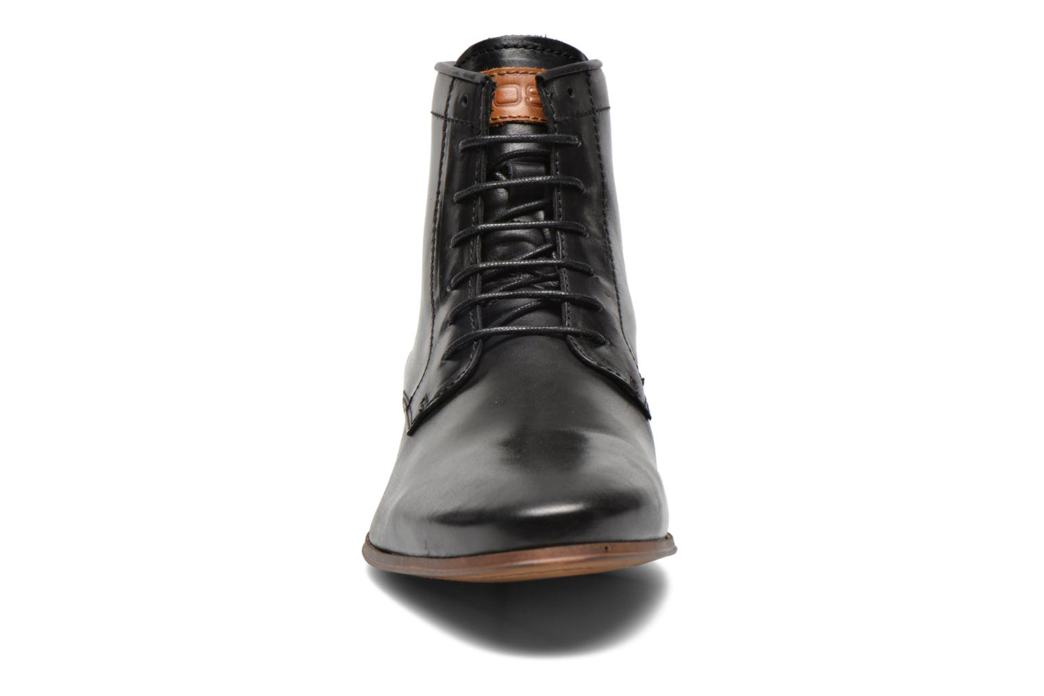 Ankle boots Kost Guillemet Black model view