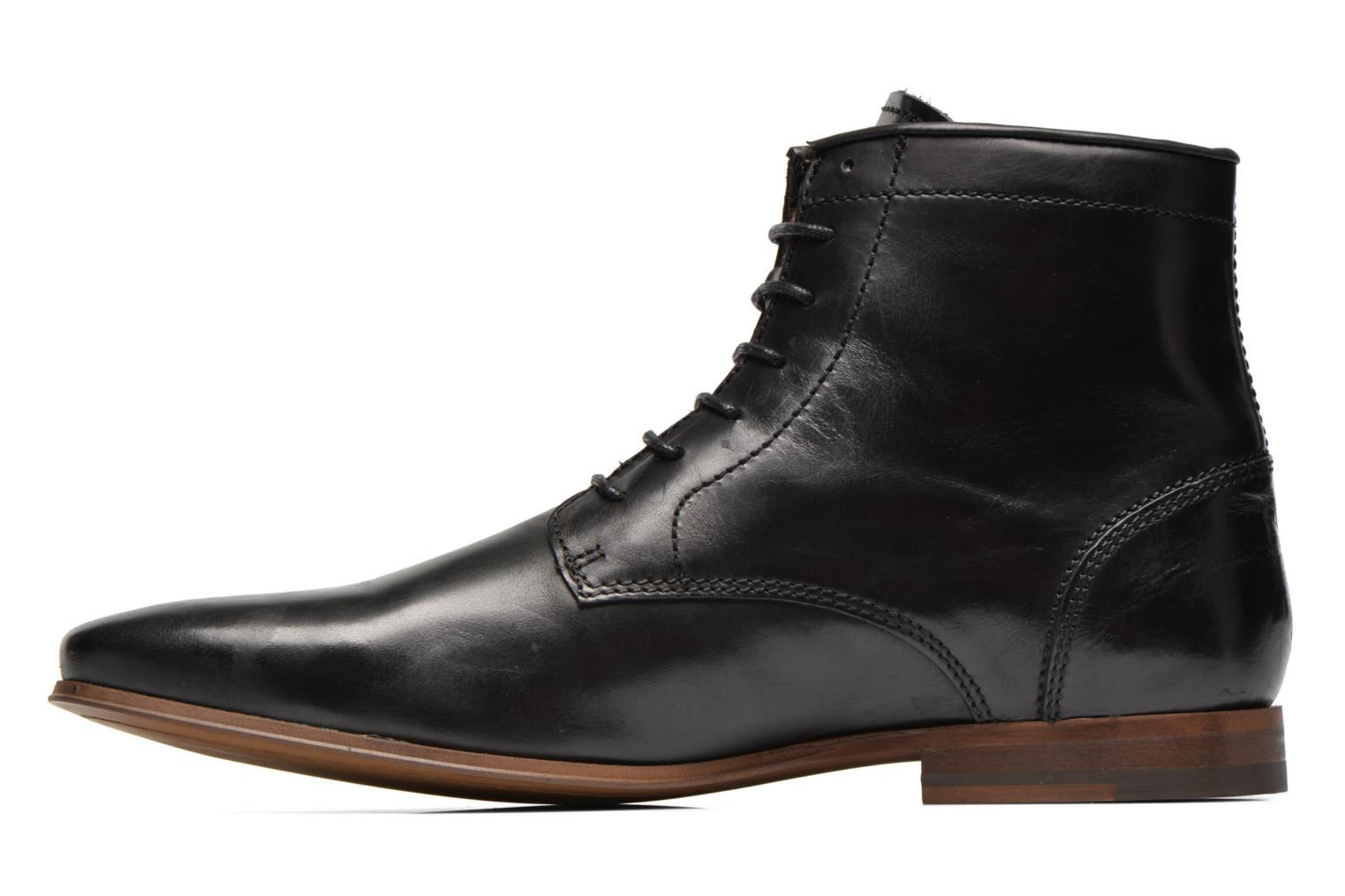 Ankle boots Kost Guillemet Black front view