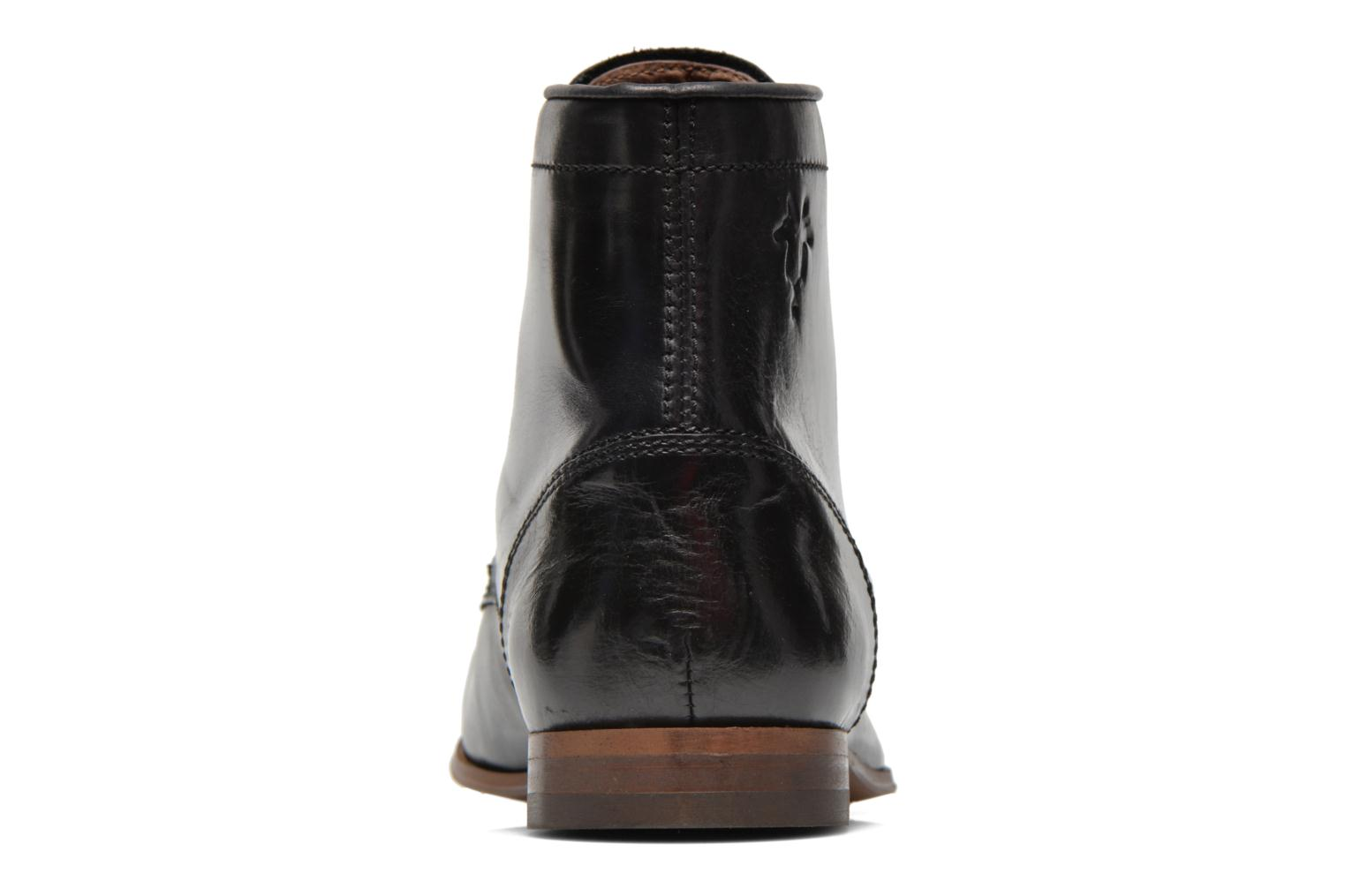 Ankle boots Kost Guillemet Black view from the right