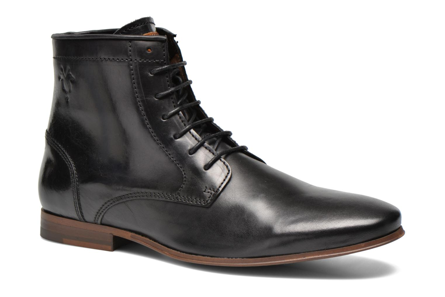 Ankle boots Kost Guillemet Black detailed view/ Pair view