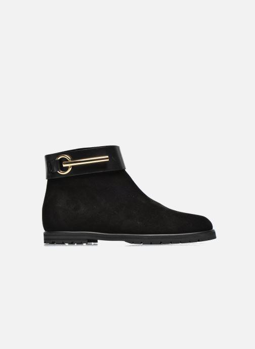 Boots en enkellaarsjes Vicini Bottines armature Zwart achterkant