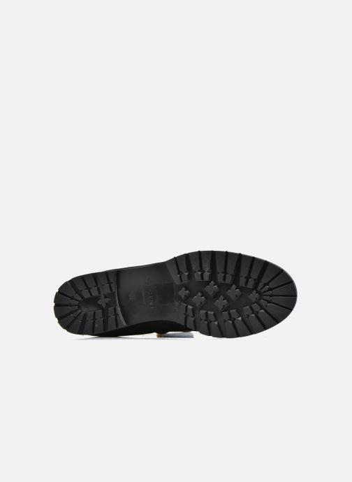 Boots en enkellaarsjes Vicini Bottines armature Zwart boven