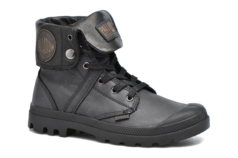Nuevo zapatos Palladium Pallabrousse (Gris) Baggy L2 U W (Gris) Pallabrousse - Deportivas en Más cómodo 3c6269