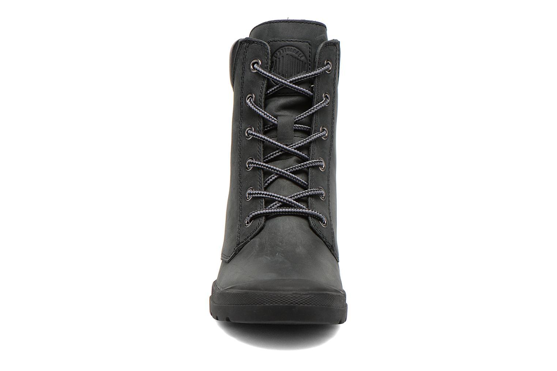 Ankle boots Palladium Esmeraldas CSR Black model view