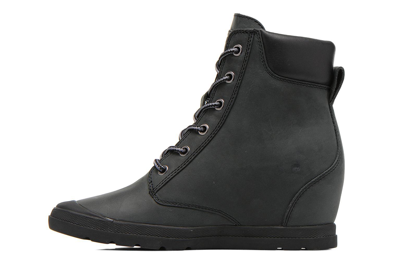 Ankle boots Palladium Esmeraldas CSR Black front view