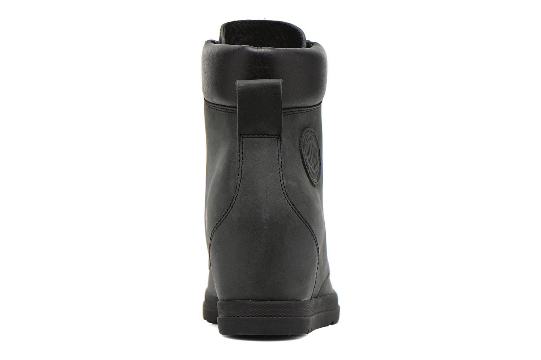 Ankle boots Palladium Esmeraldas CSR Black view from the right