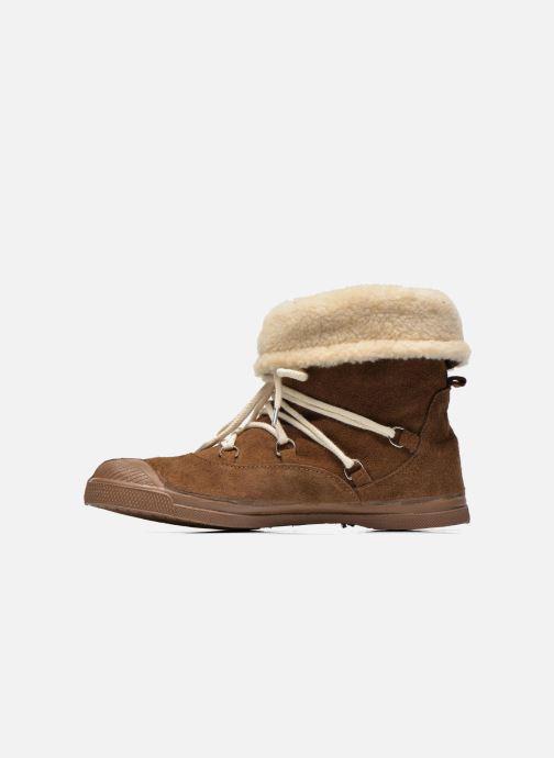 Bottines et boots Bensimon Boot Mountain Marron vue face