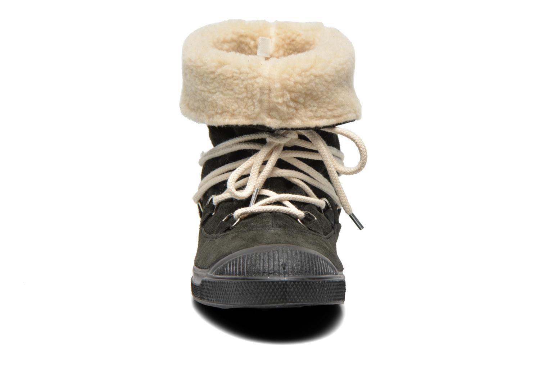 Bottines et boots Bensimon Boot Mountain Gris vue portées chaussures