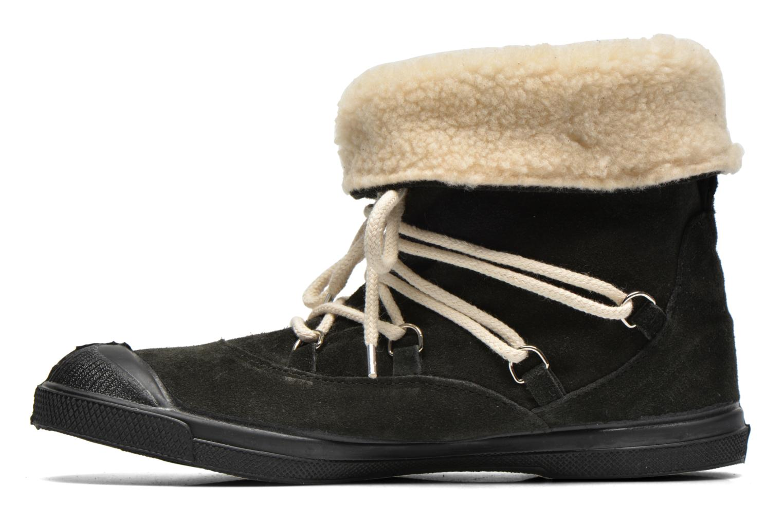 Bottines et boots Bensimon Boot Mountain Gris vue face