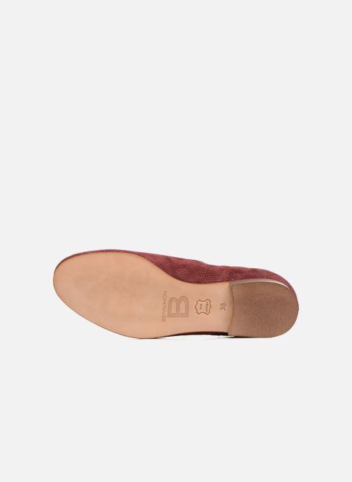 235513 Bensimon Chelsea amp; Boots Stiefeletten weinrot xOww0Xp1g