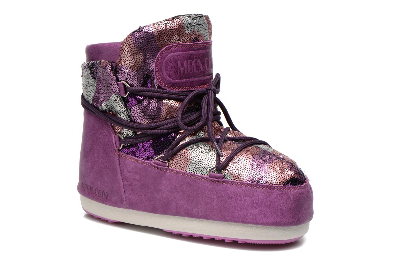 Descuento de la marca  (Rosa) Moon Boot Buzz Paillettes (Rosa)  - Botines  en Más cómodo 06bc43