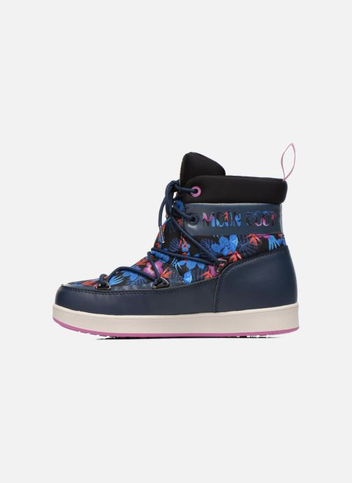 Ankle boots Moon Boot Neil Kauai Blue front view