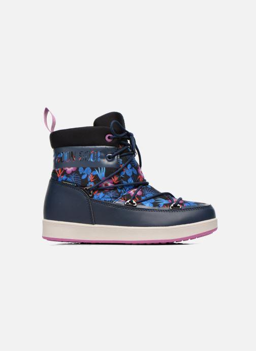 Ankle boots Moon Boot Neil Kauai Blue back view