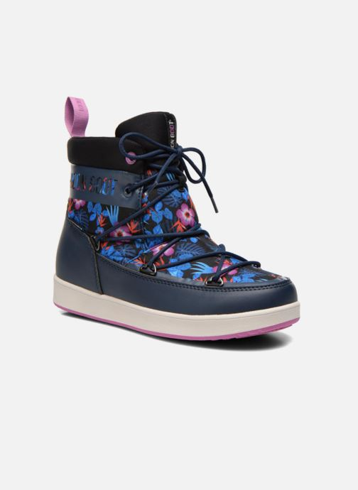 Ankle boots Moon Boot Neil Kauai Blue detailed view/ Pair view