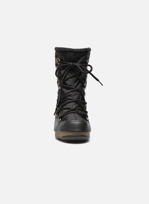Boots en enkellaarsjes Moon Boot Vienna Felt Zwart model
