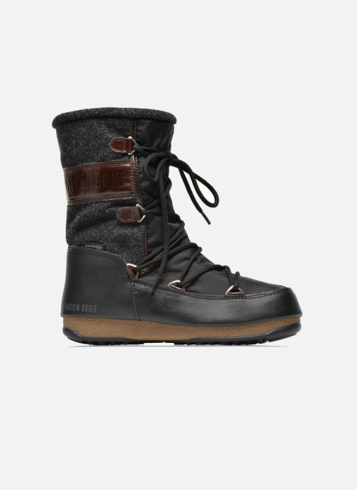 Moon Boot Vienna Felt (Noir) - Bottines et boots chez  (235575)