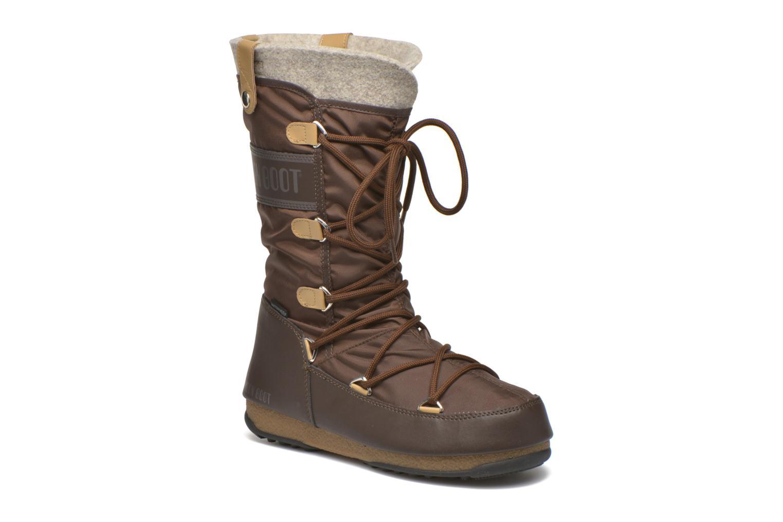 Nuevo zapatos Moon Boot Monaco Felt (Marrón) Más - Botines  en Más (Marrón) cómodo af747a