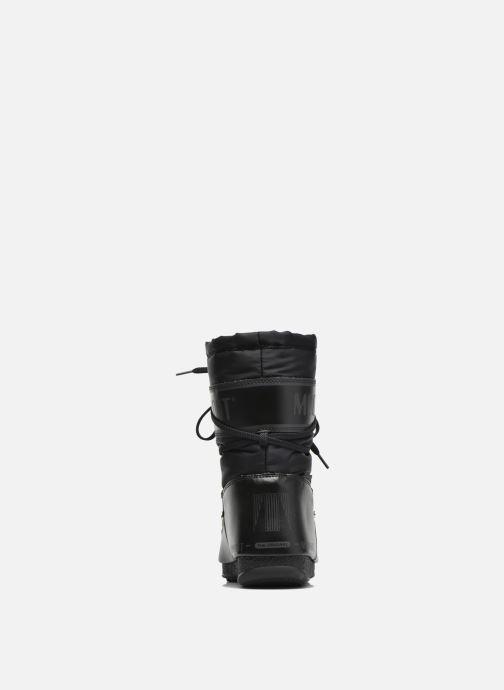 Scarpe sportive Moon Boot Soft Shade Mid Nero immagine destra