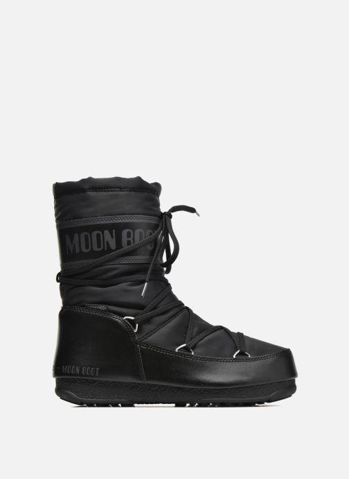 Scarpe sportive Moon Boot Soft Shade Mid Nero immagine posteriore