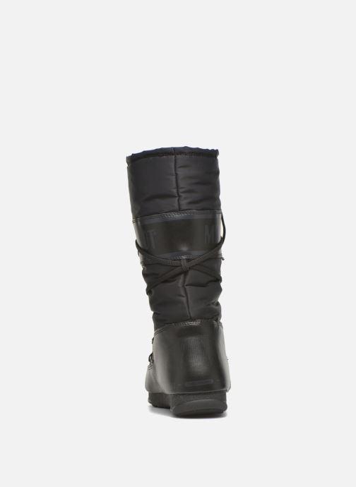 Zapatillas de deporte Moon Boot Soft Shade Negro vista lateral derecha