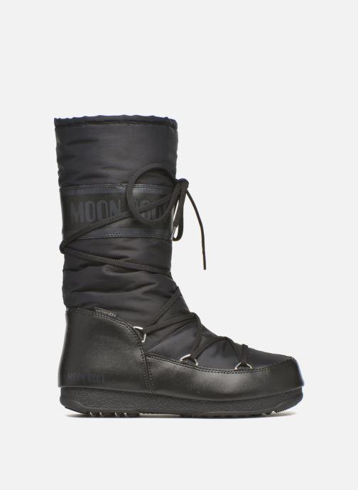 Sportschuhe Moon Boot Soft Shade schwarz ansicht von hinten