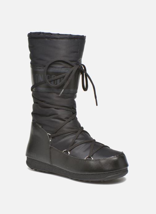 Sportschuhe Moon Boot Soft Shade schwarz detaillierte ansicht/modell