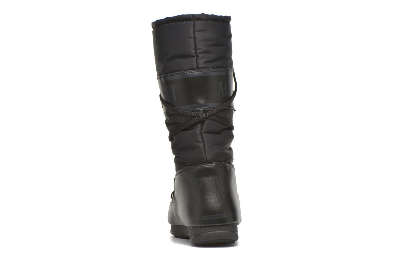 Sportschuhe Moon Boot Soft Shade schwarz ansicht von rechts