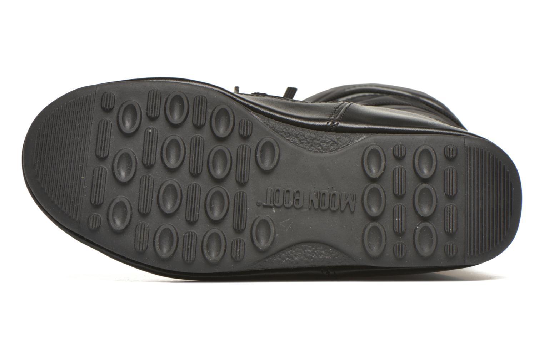 Sportschuhe Moon Boot Soft Shade schwarz ansicht von oben