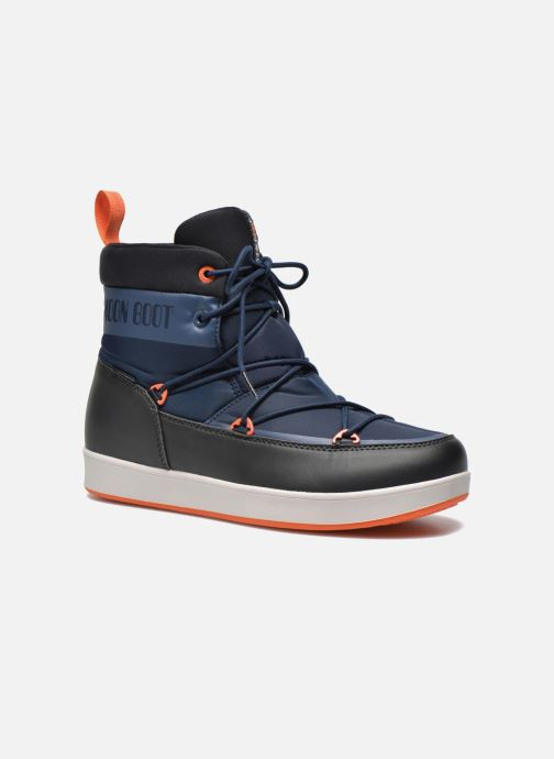 Sportschuhe Moon Boot Neil blau detaillierte ansicht/modell