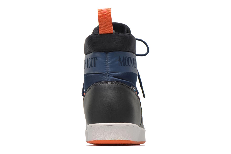 Chaussures de sport Moon Boot Neil Bleu vue droite