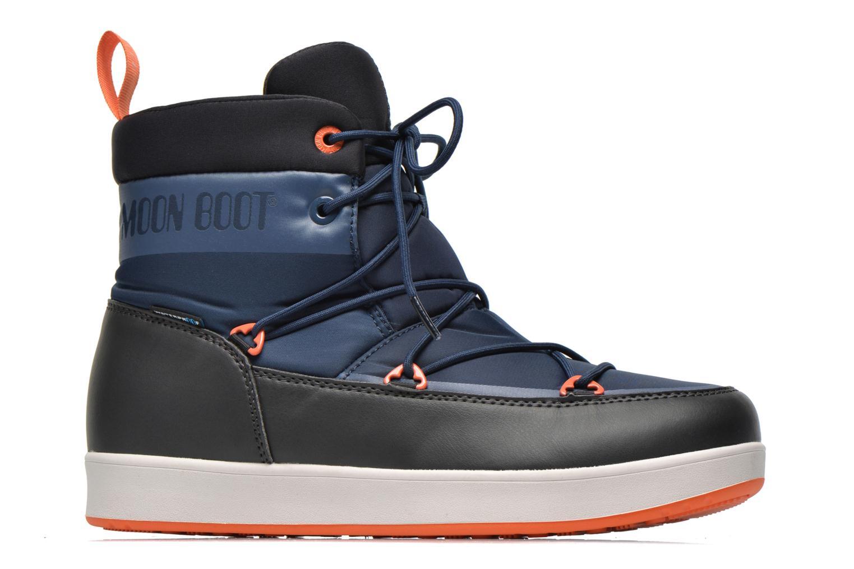 Chaussures de sport Moon Boot Neil Bleu vue derrière
