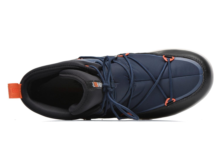 Chaussures de sport Moon Boot Neil Bleu vue gauche