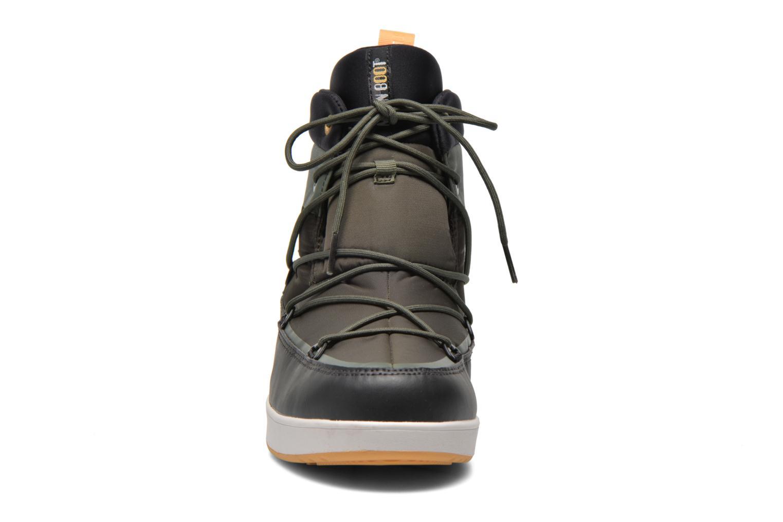 Sportskor Moon Boot Neil Grön bild av skorna på