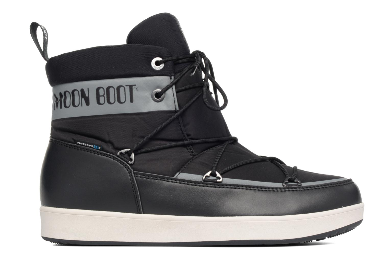 Sportschoenen Moon Boot Neil Zwart achterkant