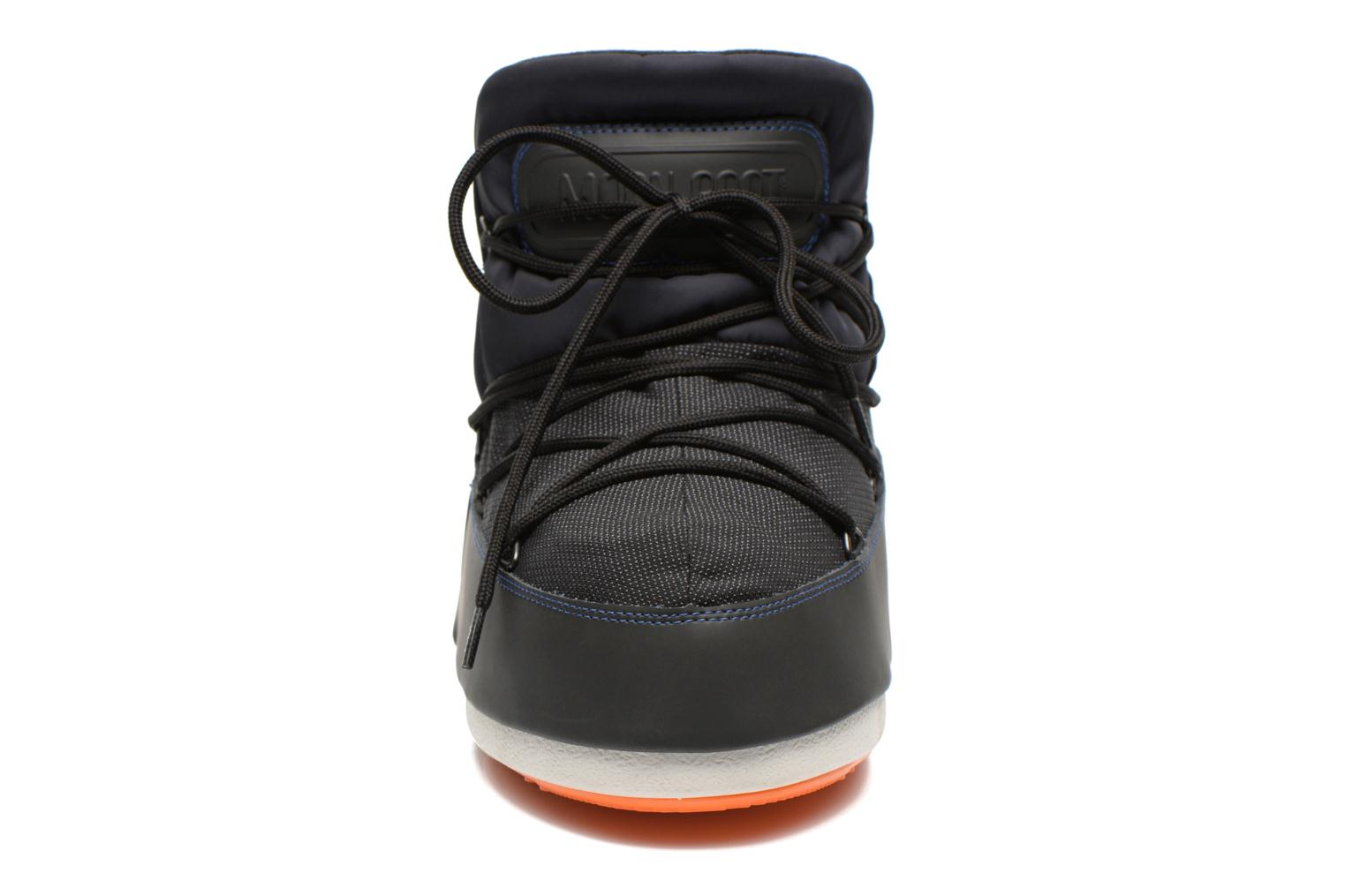 Ankle boots Moon Boot Buzz Tech Black model view