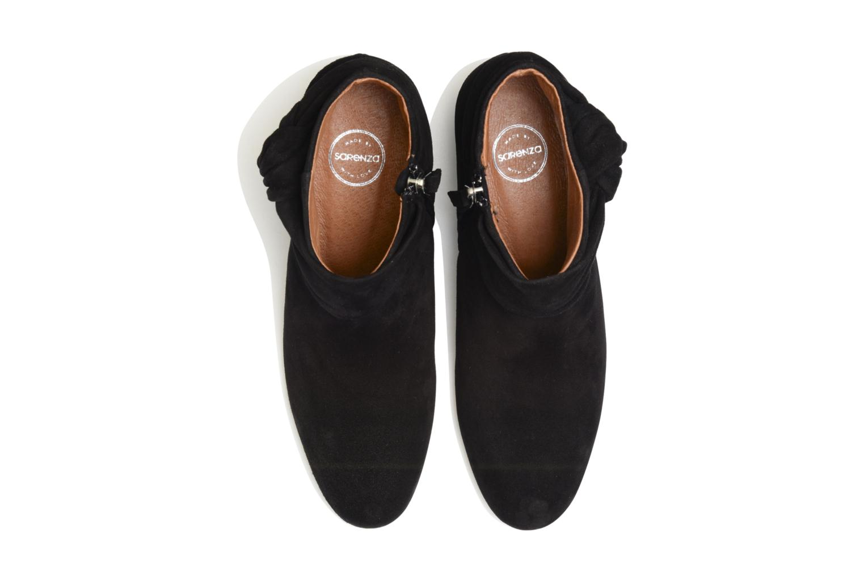 Bottines et boots Made by SARENZA Chantilly Chérie #6 Noir vue portées chaussures