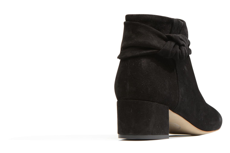 Bottines et boots Made by SARENZA Chantilly Chérie #6 Noir vue face